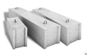 Блоки фундаментные ГОСТ 13579-78*